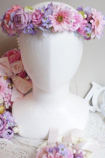 画像1: 花冠 アーティフィシャルフラワー リュクスタイプ