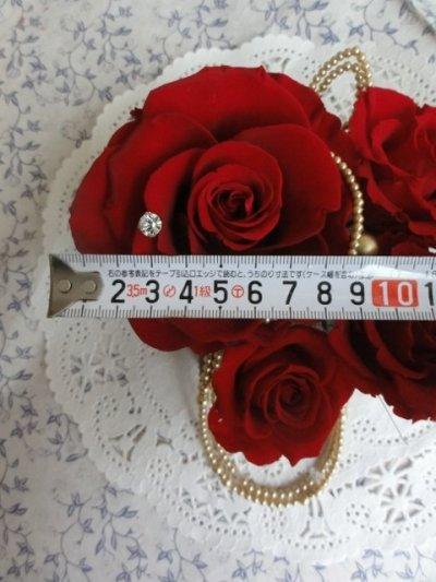 画像2: へッドドレス アモローサパール&スワロコードセットゴールド系