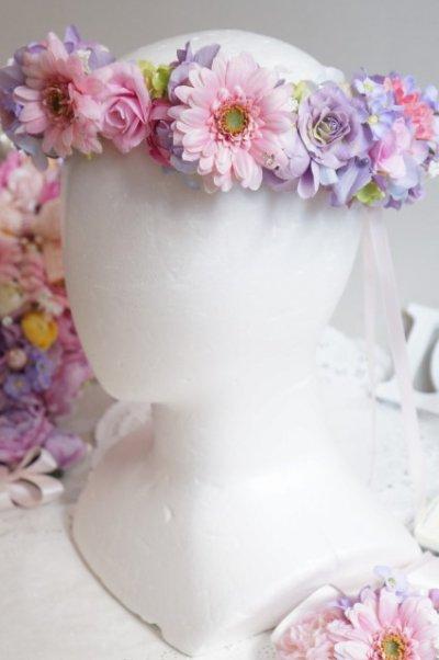 画像2: 花冠 アーティフィシャルフラワー リュクスタイプ