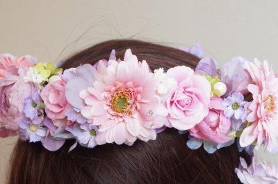 画像3: 花冠 アーティフィシャルフラワー リュクスタイプ